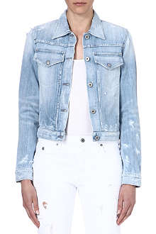 CITIZENS OF HUMANITY Borderline denim jacket