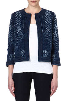 CITIZENS OF HUMANITY Thalia quilted denim jacket
