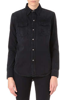 CITIZENS OF HUMANITY Leigh denim shirt
