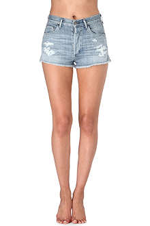 CITIZENS OF HUMANITY Chloe high-waist distressed shorts