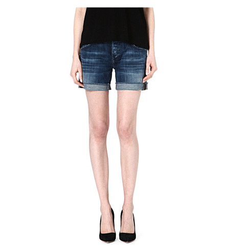 CITIZENS OF HUMANITY Skyler denim shorts (Vista