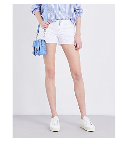 CITIZENS OF HUMANITY Ava cut-off denim shorts (Santorini
