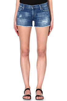CITIZENS OF HUMANITY Ava denim shorts