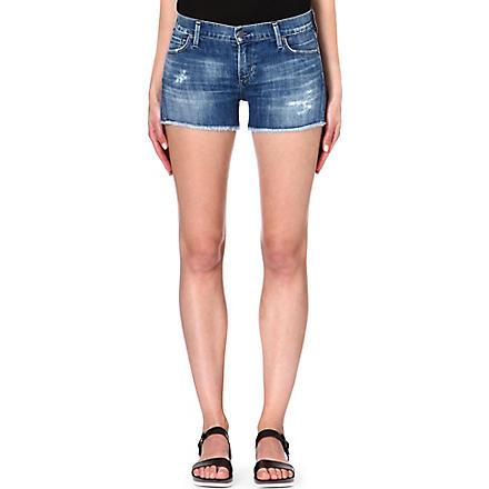 CITIZENS OF HUMANITY Ava denim shorts (Folsom