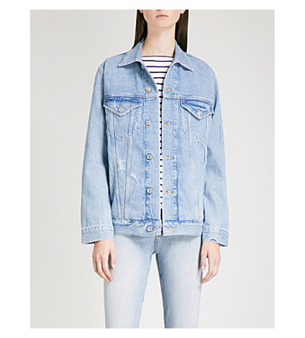 AGOLDE Jessie 90s oversized denim jacket (Brooklyn