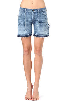 CITIZENS OF HUMANITY Leah Carpenter denim shorts