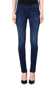 GOLDSIGN Misfit slim mid-rise jeans