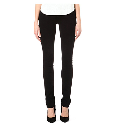 GOLDSIGN Misfit slim mid-rise jeans (Focus