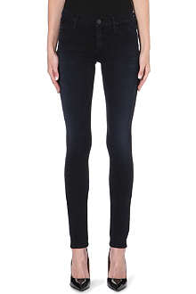 GOLDSIGN Lure skinny mid-rise jeans