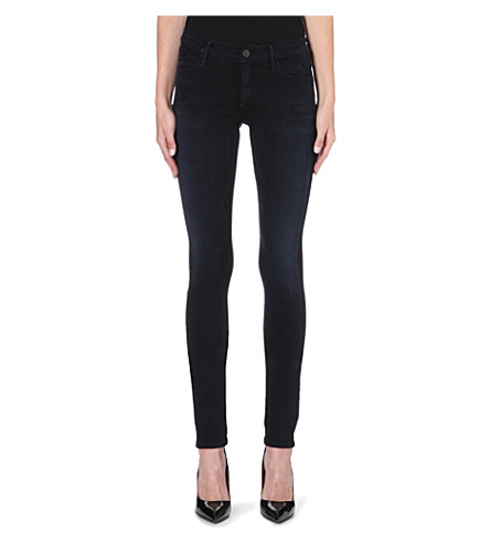 GOLDSIGN Lure skinny mid-rise jeans (Position