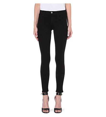GOLDSIGN Lure skinny mid-rise jeans (Focus
