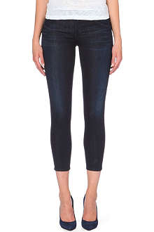 GOLDSIGN Glam skinny mid-rise jeans