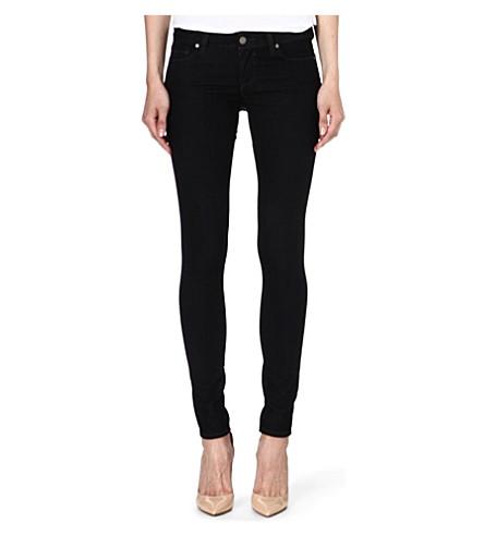 PAIGE DENIM Verdugo skinny mid-rise jeans (Twlight
