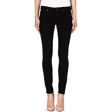 PAIGE DENIM Verdugo skinny mid-rise jeans (Vinyl