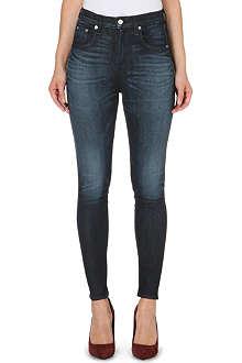 RAG & BONE Justine skinny high-waist jeans