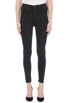 RAG & BONE Justine skinny high-waist stretch-denim jeans