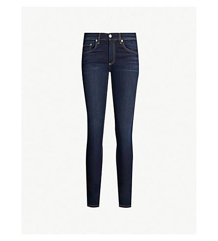 RAG & BONE Skinny mid-rise jeans (Bedford