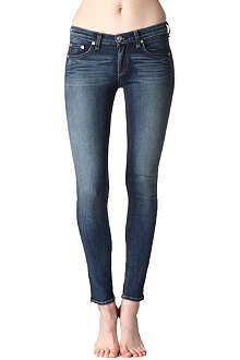 RAG & BONE Preston skinny low-rise jeans