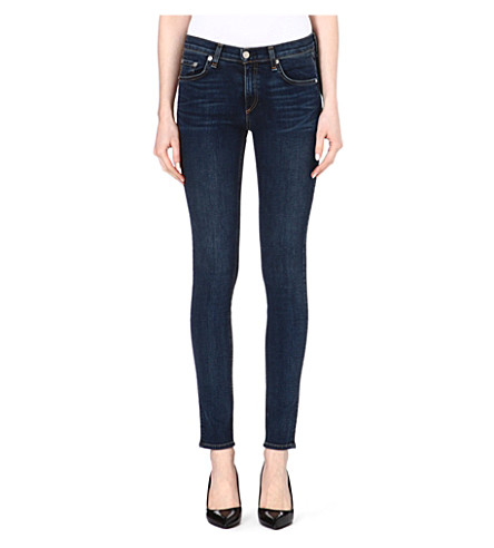 RAG & BONE The Skinny mid-rise jeans (Wonderland