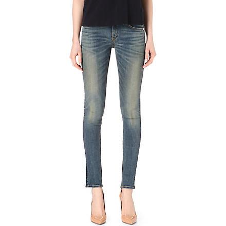 RAG & BONE Chester skinny mid-rise jeans (Brimfield