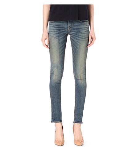 RAG & BONE The Skinny mid-rise jeans (Brimfield