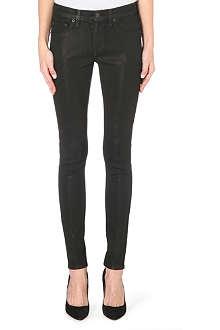 RAG & BONE The Legging skinny mid-rise jeans