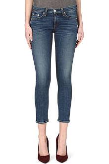 RAG & BONE Capri skinny mid-rise jeans