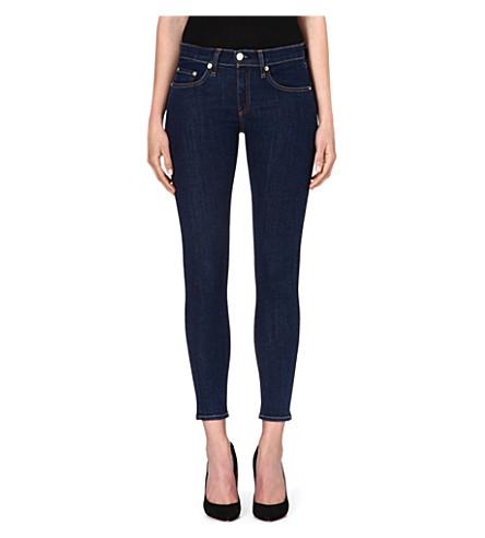 RAG & BONE The Capri stretch-denim jeans (Cypress