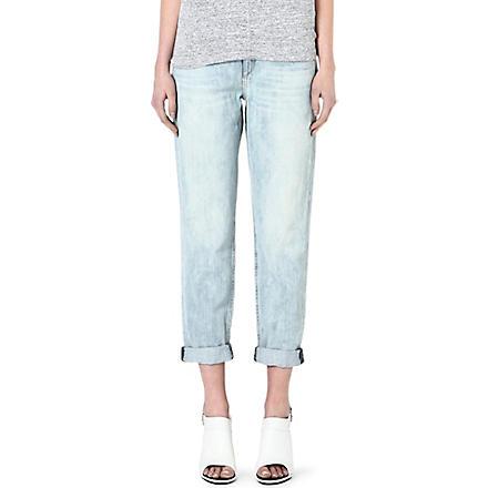 RAG & BONE Moss boyfriend mid-rise jeans (Oldmans