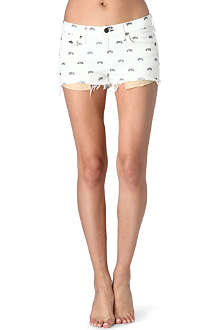 RAG & BONE Mila denim shorts