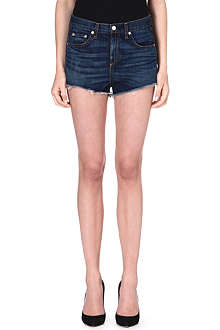 RAG & BONE Mila high rise shorts
