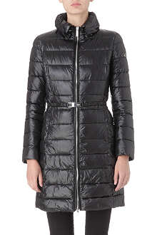 ARMANI JEANS Padded coat