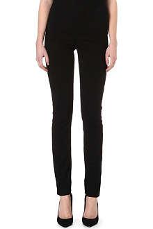 ARMANI JEANS J18 skinny high-rise jeans