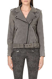 CURRENT/ELLIOTT The Prospect biker jacket