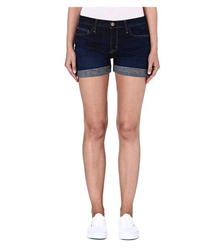 CURRENT/ELLIOTT The Boyfriend denim shorts (Jackson
