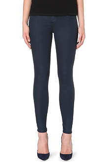 TRUE RELIGION Abbey skinny high-rise jeans