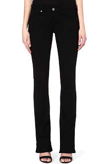 TRUE RELIGION Gina bootcut mid-rise jeans