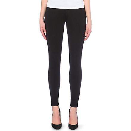 TRUE RELIGION Halle skinny jeans (Black