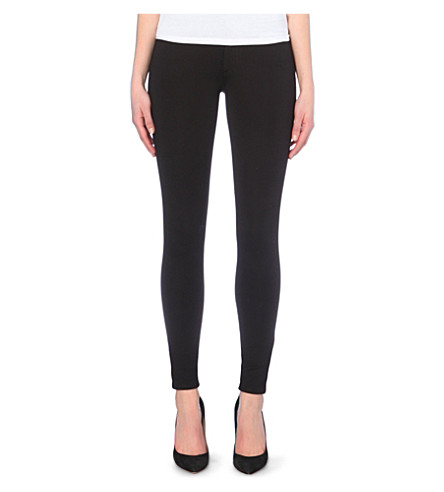 TRUE RELIGION Halle skinny jeans (Black
