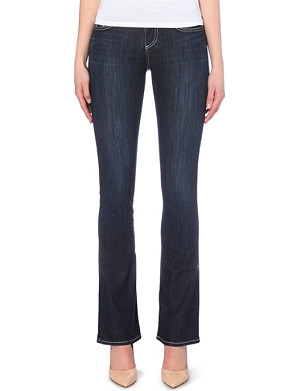 TRUE RELIGION Becca slim-fit bootcut jeans
