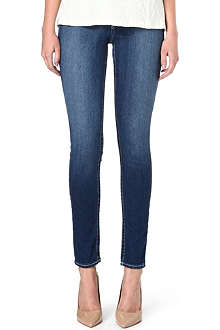 TRUE RELIGION Halle cropped jeans