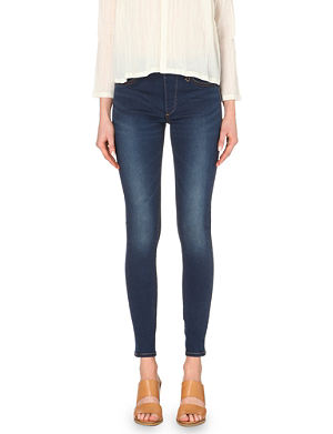 TRUE RELIGION The Runway Legging super-skinny high-rise jeans