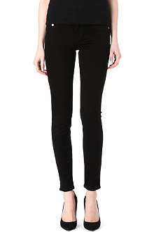 TRUE RELIGION Halle skinny high-rise jeans