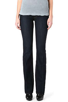 PAIGE DENIM Skyline bootcut low-rise jeans