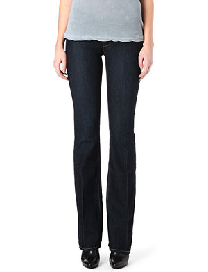 PAIGE DENIM Skyline bootcut mid-rise jeans