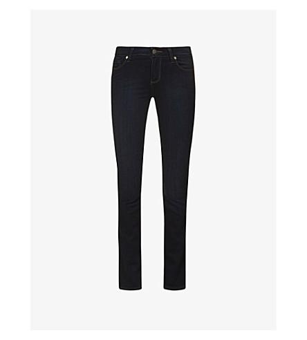PAIGE DENIM Skyline skinny mid-rise jeans (Mona