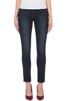 PAIGE DENIM Skyline skinny mid-rise jeans