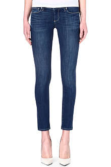 PAIGE DENIM Skyline skinny ankle peg jeans