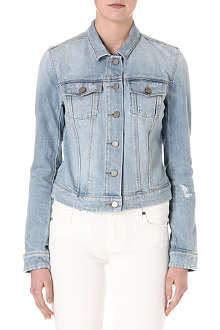 PAIGE DENIM Vermont denim jacket