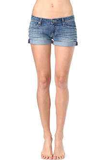 PAIGE DENIM Jimmy denim shorts